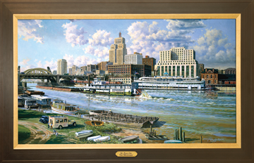 St. Paul On The Mississippi 1935